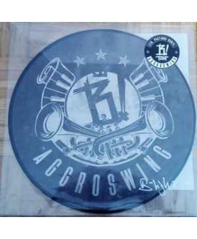 B-Tight - Aggroswing - Vinyl, LP, Album, Limited Edition, Picture Disc, Signed